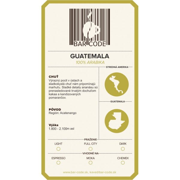GUATEMALA - SAN DIEGO